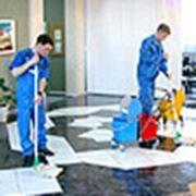 Уборка офисов торговых и деловых центров фото