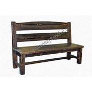 Дачная Деревянная мебель под старину(застаринная мебель) фото