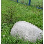 Искусственные камни, валуны декоративные. фото