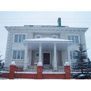 Фасадный декор для дома из стеклофибробетона, бетона, пенопласта фото