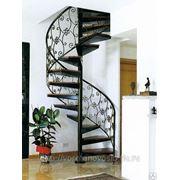 Лестница Винтовая Металлическая фото