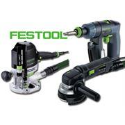 Профессиональные инструменты для деревообработки FESTOOL фото
