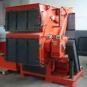 Шредер двухроторный серия GL до 2000 кг/час фото