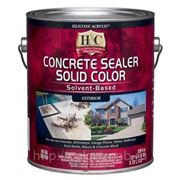 H&C CONCRETE SEALER SOLID COLOR SOLVENT BASED, 3,78л. - Лак-пропитка для бетона, камня и кирпича. фото