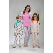 Женские пижамы хлопок 100% низкие цены фото