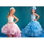 Прокат и продажа бальных и нарядных платьев для девочек фото