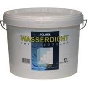 """Гидроизоляция обмазочная """"Wasserdicht"""" 6кг фото"""