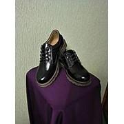 Кожанные ботинки фото