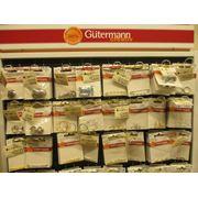 Продажа эксклюзивной фурнитуры Gutermann фото