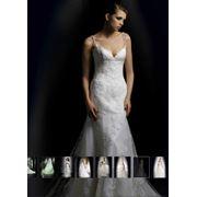 Платья обтягивающие свадебные фото
