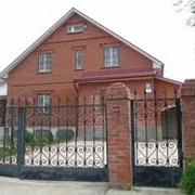 Рубленные дома. фото
