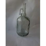 Бутыль стеклянный винный 2,0л фото