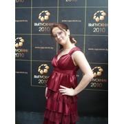Пошив вечернего платья для выпускного фото