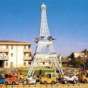 Аттракцион Конвой Tour De Paris Code 310 фото
