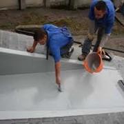 Антикоррозионная защита для бетонных полов фото