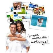 Печать фотографий с цифровых носителей и пленки фото