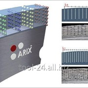 Сегмент алмазный ARIX C2X20 24х3,6х10R для коронок 62-66 мм фото