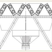 Аппараты воздушного охлаждения зигзагообразные типа АВЗ фото