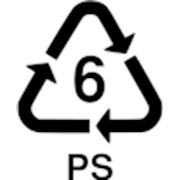 Вторичный гранулят полистирола ПС-585