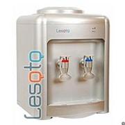 Настольный кулер с электронным охлаждением LESOTO 36 TD silver фото