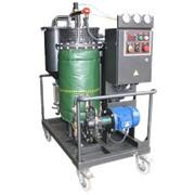 Установка для очистки трансформаторного масла CMM 0.6 для удаления влаги и твердых примесей из трансформаторных, турбинных, компрессорных и смазывающих масел, пр-во ТМ GlobeCore, Украина фото