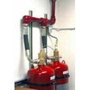 Системы газового пожаротушения автоматические фото