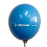 Логотип на воздушные шары фото