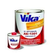 Автоэмаль Vika 1015 красный 0,9 Кг фото