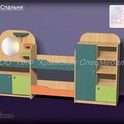 Детская игровая мебель: Спальня 18024 фото