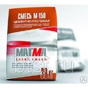 Цементно-песчаная смесь М 150 фото