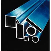 Трубы стальные прямоугольные квадратные. фото
