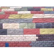 Камень облицовочный декоративный с креплениями для облицовки любых поверхностей стен! фото