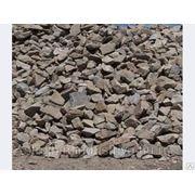 Камень бутовый фр. 70/150 80/150 фото