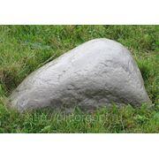 Камень декоративный. Валун из стеклопластика. фото