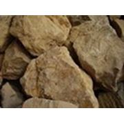 Декоративный природный камень- известняк кубовидный фото