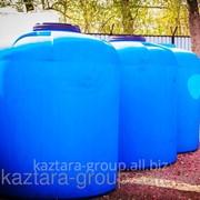 Пластиковые емкости (кубическая) фото