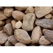 Природный камень, булыжник с доставкой. фото