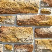 Известняк 90-41-20. Искусственный декоративный камень фото