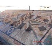 Продажа натурального камня: Базальт. Услуга по дизайну и монтажу камня. фото