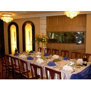 Ресторан в гостинице JOLLY ALON фото