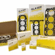 Glaser – прокладки для двигателей, резиновые прокладки
