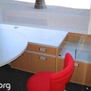 Мебель для рессепшн фото