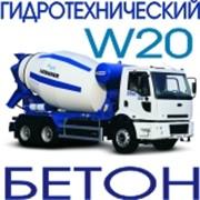 Бетоны гидротехнические для плотин, шлюзов, облицовки каналов в Саранске и Мордовии фото