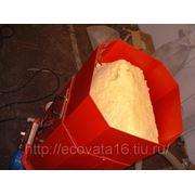 Услуги по теплоизоляции ЭКОВАТОЙ (вертикальная укладка под пленку) фото
