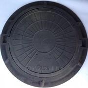 Люк смотровой полимер-песчаный тип ЛС 1тн фото