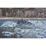 Валуны горных рек фото