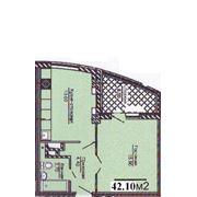 Квартиры 1- комнатные фото