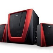 Коммутатор Energy Sistem Loudspeakers 550 2.1 remote control USB & SD Bluetooth Black & Red