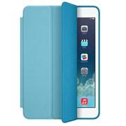Apple Чехол Apple iPad mini Smart Case (синий, кожаный) фото
