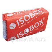 Теплоизоляция ISOBOX ИНСАЙД плотность 45 кг/м3 1200х600, 0,288 м3 (5,76 м2 в упаковке) фото